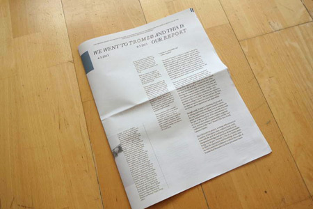 tromsoe-report