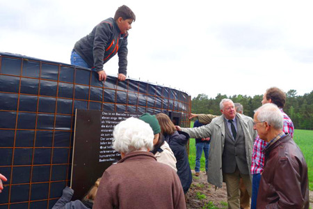 Opening of The Open Shelter, May 8 2015
