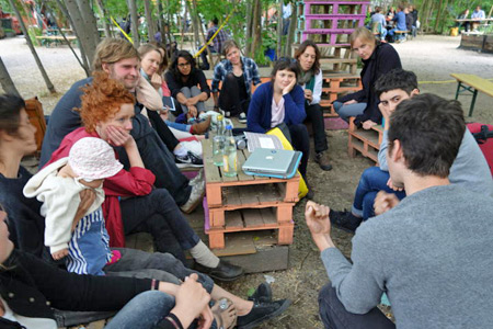 Berlin – Living with Soil and Water