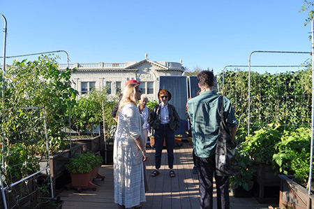 Uncommon Ground, The Organic Roof Top Farm