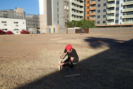 The Desert Landscape Project