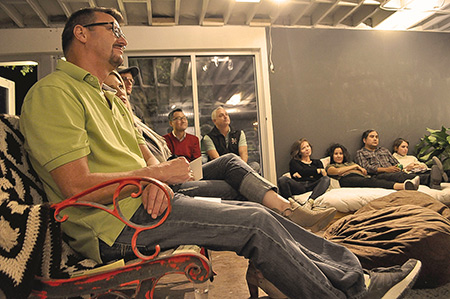 Interactive Storytelling. Thoughts on Co-Living.