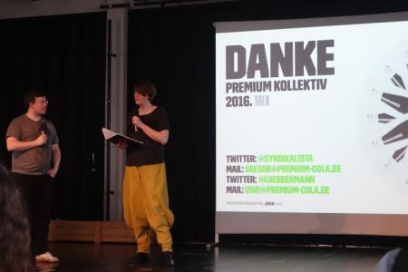 Workshop presentations and conference